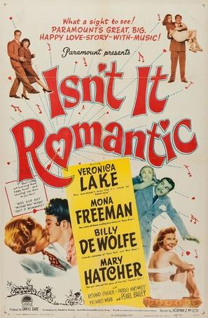 Isn't It Romantic? - Movie Poster (thumbnail)