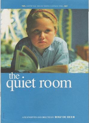 The Quiet Room - Australian Movie Poster (thumbnail)