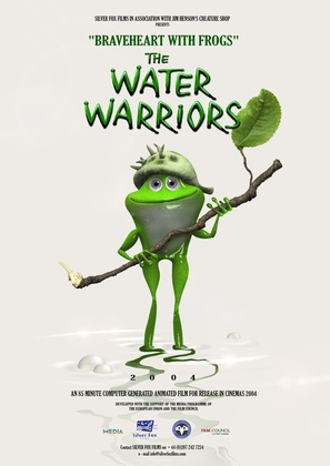 The Water Warriors - poster (thumbnail)