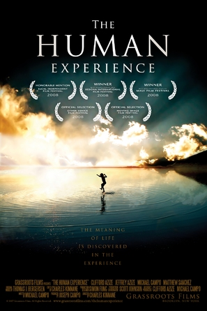 The Human Experience - Movie Poster (thumbnail)