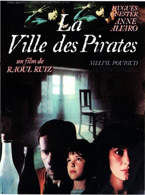 La ville des pirates - French Movie Poster (thumbnail)