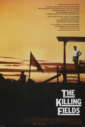 The Killing Fields - Movie Poster (thumbnail)