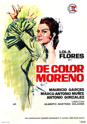 Lola Flores movie posters