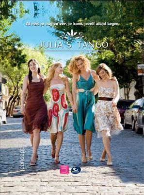 """Julia's Tango"" - Dutch Movie Cover (thumbnail)"