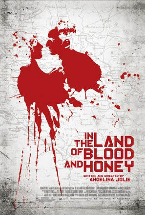 In the Land of Blood and Honey - Movie Poster (thumbnail)