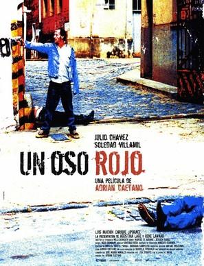 Un oso rojo - Spanish Movie Poster (thumbnail)