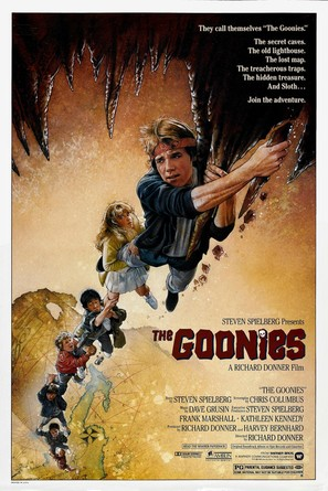 The Goonies - Movie Poster (thumbnail)