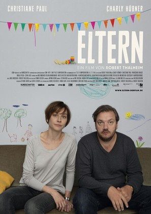 Eltern - German Movie Poster (thumbnail)