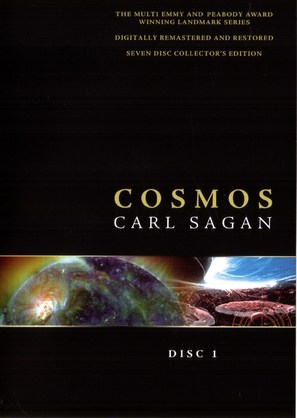 """Cosmos"" - DVD movie cover (thumbnail)"