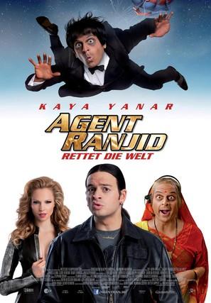 Agent Ranjid rettet die Welt - Swiss Movie Poster (thumbnail)