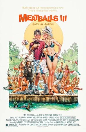 Meatballs III: Summer Job - Movie Poster (thumbnail)
