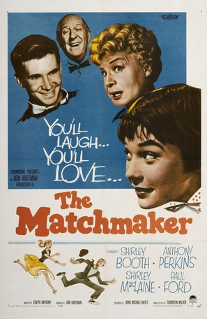 The Matchmaker - Movie Poster (thumbnail)