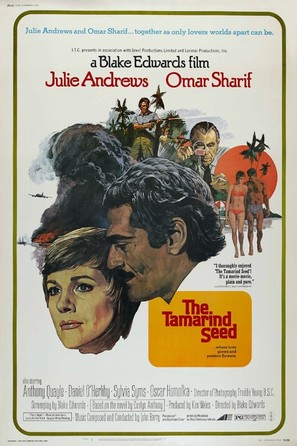 The Tamarind Seed - Movie Poster (thumbnail)