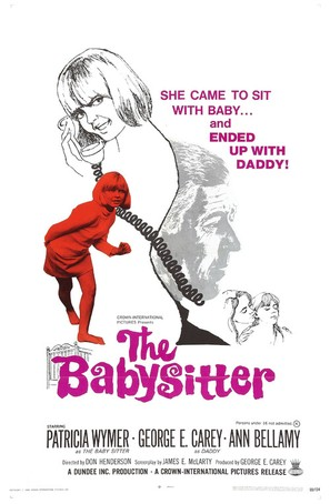 The Babysitter - Movie Poster (thumbnail)