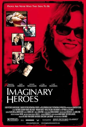 Imaginary Heroes - Movie Poster (thumbnail)