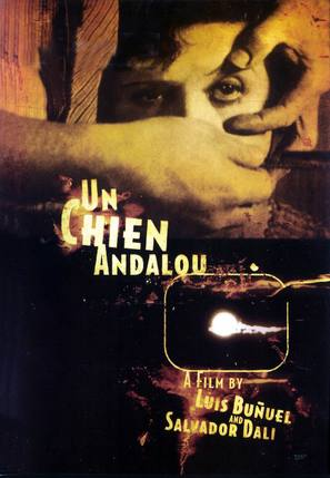 Un chien andalou - DVD cover (thumbnail)