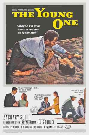 The Young One - Movie Poster (thumbnail)