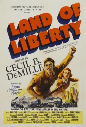 Land of Liberty - Movie Poster (thumbnail)