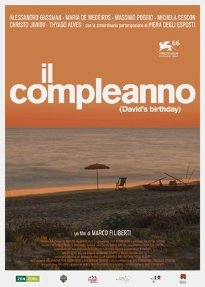 Il compleanno - Italian Movie Poster (thumbnail)