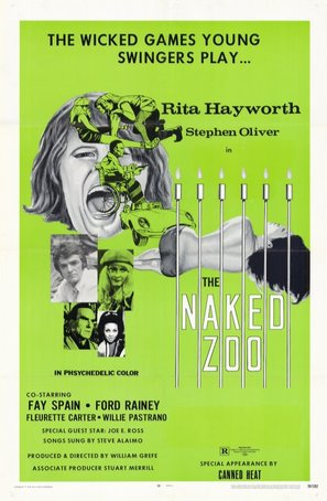 The Naked Zoo - Movie Poster (thumbnail)