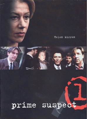 """Prime Suspect"" - British DVD movie cover (thumbnail)"