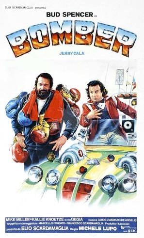 Bomber - Italian Movie Poster (thumbnail)