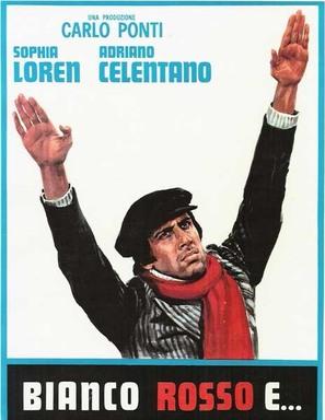 Bianco, rosso e... - Italian Movie Poster (thumbnail)