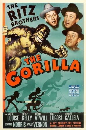 The Gorilla - Movie Poster (thumbnail)