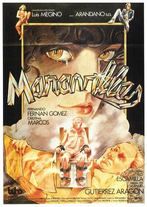 Maravillas - Spanish Movie Poster (thumbnail)