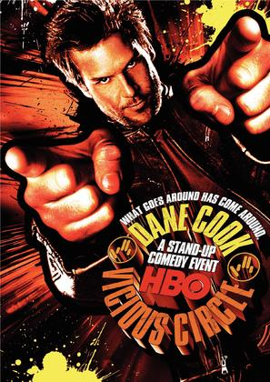 Dane Cook: Vicious Circle - poster (thumbnail)