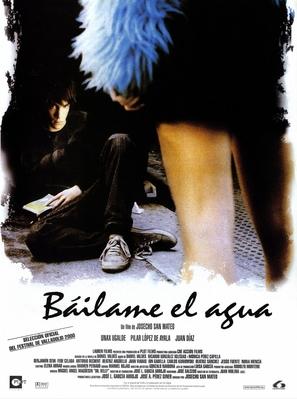 Báilame el agua - Spanish poster (thumbnail)