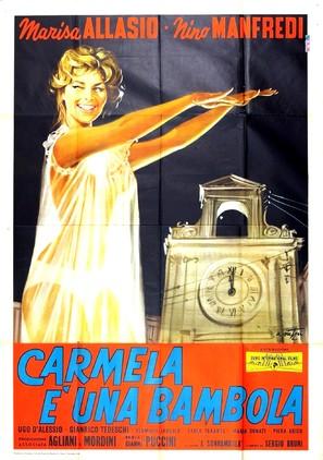 Carmela è una bambola