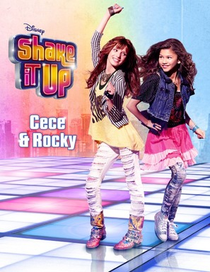 """Shake It Up!"" - Movie Poster (thumbnail)"