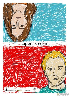 Apenas o Fim - Brazilian Movie Poster (thumbnail)