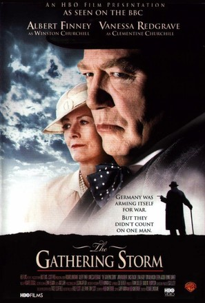 The Gathering Storm - British DVD cover (thumbnail)