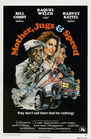 Mother, Jugs & Speed - Movie Poster (thumbnail)