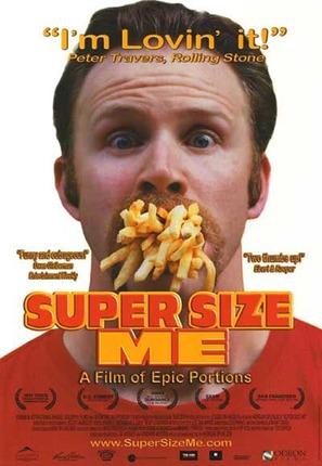 Super Size Me - Movie Poster (thumbnail)