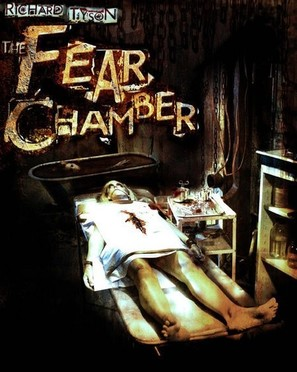 Fear Chamber - DVD cover (thumbnail)