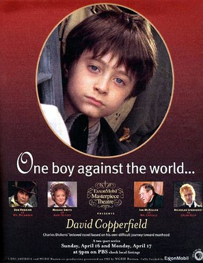 David Copperfield - Movie Poster (thumbnail)