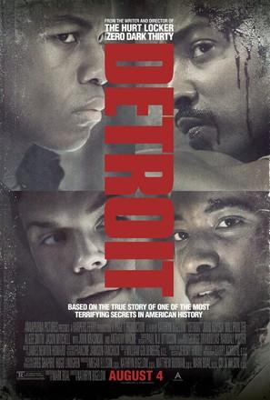 Detroit - Movie Poster (thumbnail)