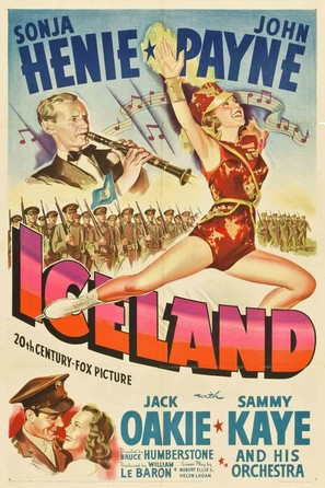 Iceland - Movie Poster (thumbnail)