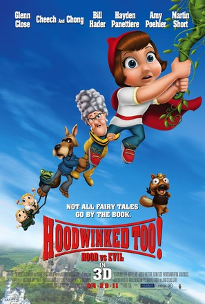Hoodwinked Too! Hood VS. Evil - Movie Poster (thumbnail)