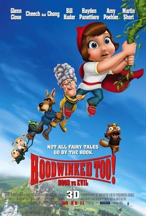 Hoodwinked Too! Hood VS. Evil - Movie Poster (thumbnail)