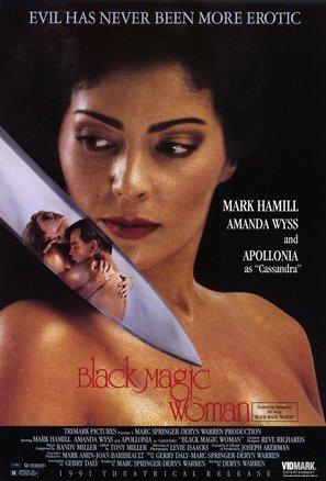 Black Magic Woman - Movie Poster (thumbnail)
