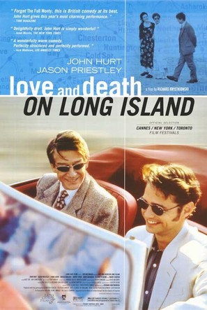 Love and Death on Long Island - Movie Poster (thumbnail)