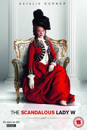 The Scandalous Lady W - British Movie Cover (thumbnail)