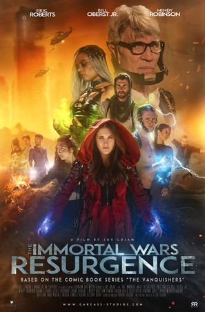 The Immortal Wars: Resurgence - Movie Poster (thumbnail)