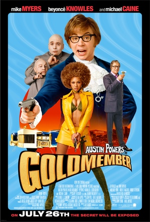 Austin Powers in Goldmember - Movie Poster (thumbnail)