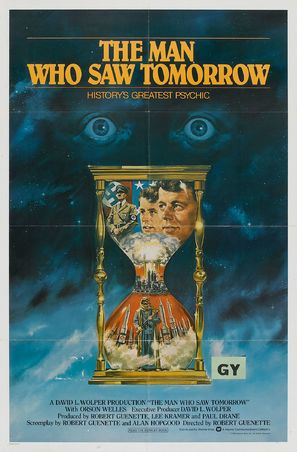 The Man Who Saw Tomorrow - Movie Poster (thumbnail)