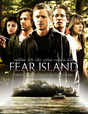 Fear Island - Movie Poster (thumbnail)
